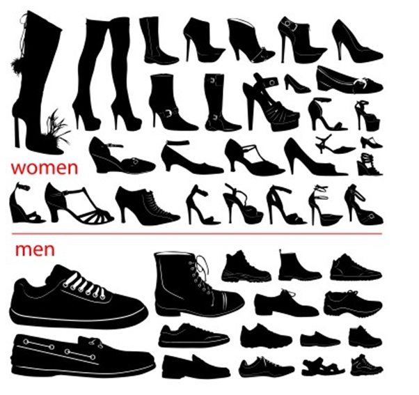 Differents types de chaussures pour homme - Differents types de miroirs ...